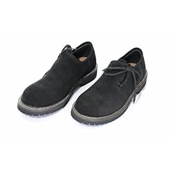 Lederhosen Shoes Haferl Shoes Tracht Shoes för Oktoberfest-kostym.