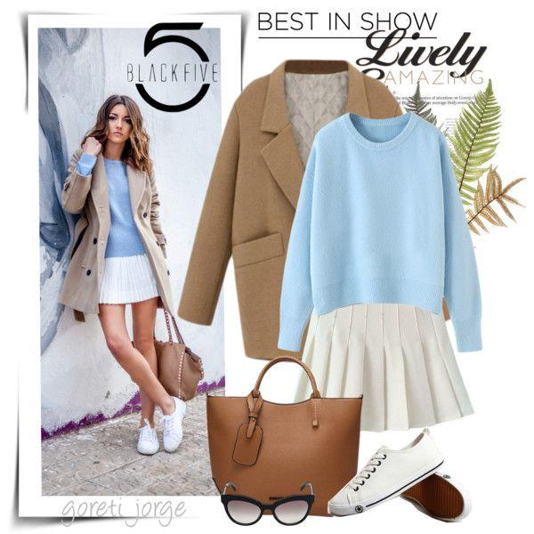 Outfit Idéer med vita tennis kjolar - Outfit Ideas HQ    Vit.