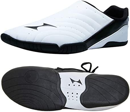 Amazon.com |  HÄLSA Taekwondo skor för pojkar för kvinnor.