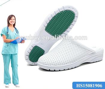 Köksskyddsskor, medicinska skor, sjuksköterskor för kvinnor - köp.