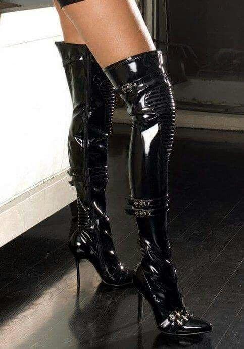Pin på läder & lat