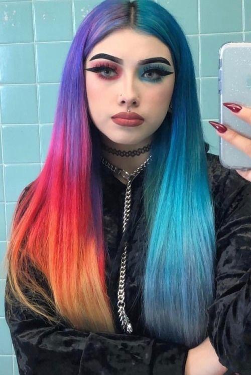 Stift på Hair Ide