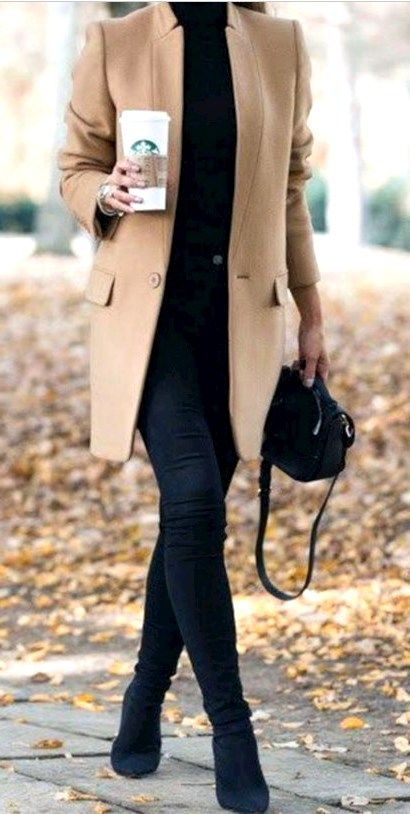 30 söta höstarbeten eleganta klädesidéer för kvinnor    Affärer.