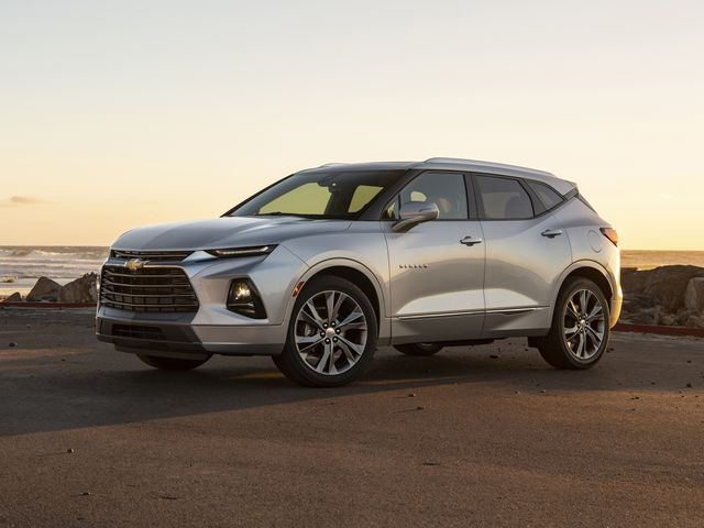 2020 Chevrolet Blazer Review, Pricing, and Spe