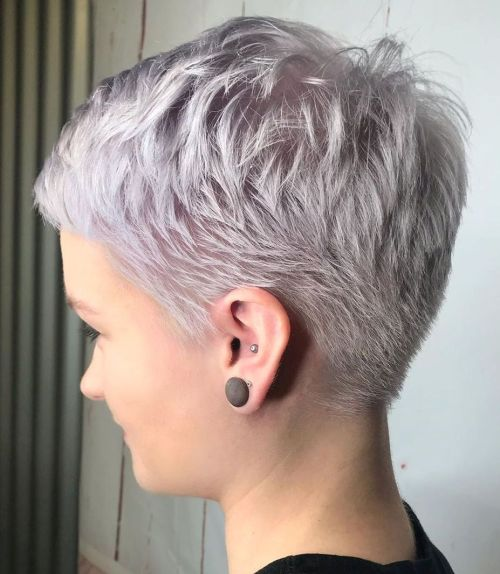 100 Mind-Blowing korta frisyrer för fin ha