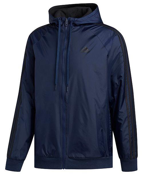 adidas Reversible Hooded Jacket & Recensioner Herr - Kappor & Jackor.