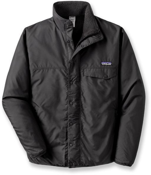 Patagonia Reversible Snap-Zip Jacket - Herr    REI Co-