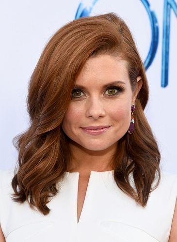 Bästa JoAnna Garcia Swisher    Hårfärg rödbrun, Lätt rödbrunt hår.
