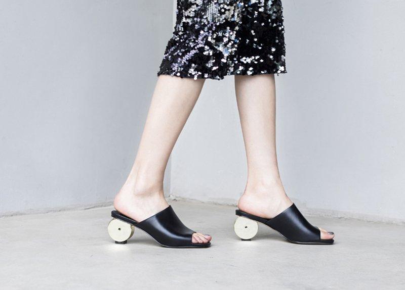 Mules skor stil, nya mulor skor, mulor skor tre