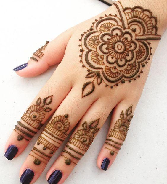 Sublima 15 vackra Henna Tattoo Designs för kvinna att prova https.