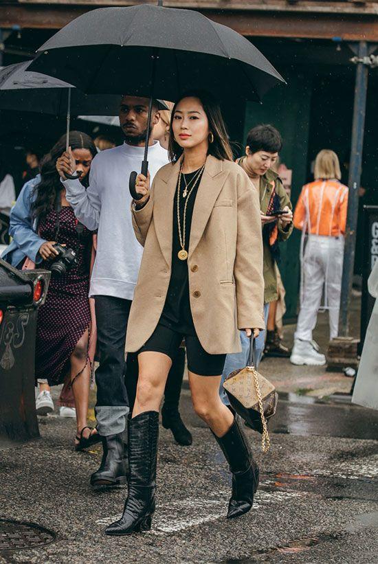 Chic sätt att bära Cowboy Boots Trend |  Bli Daze Live |  Mode .