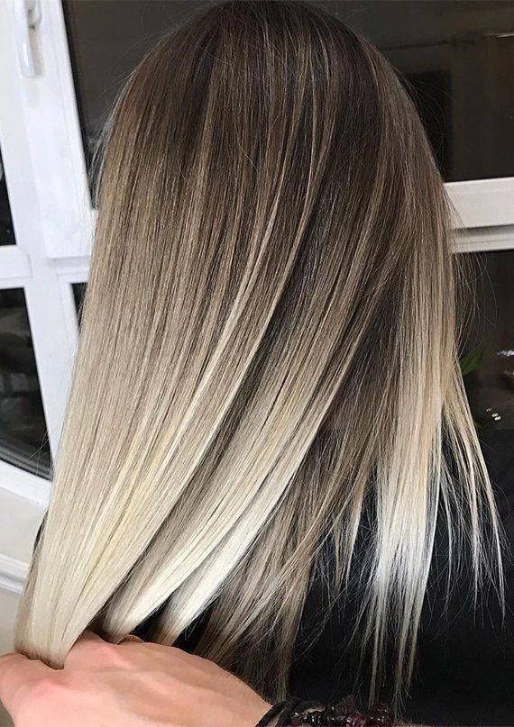 Trend Color Balayage For Woman Bästa Balayage Hair Color Blends för.