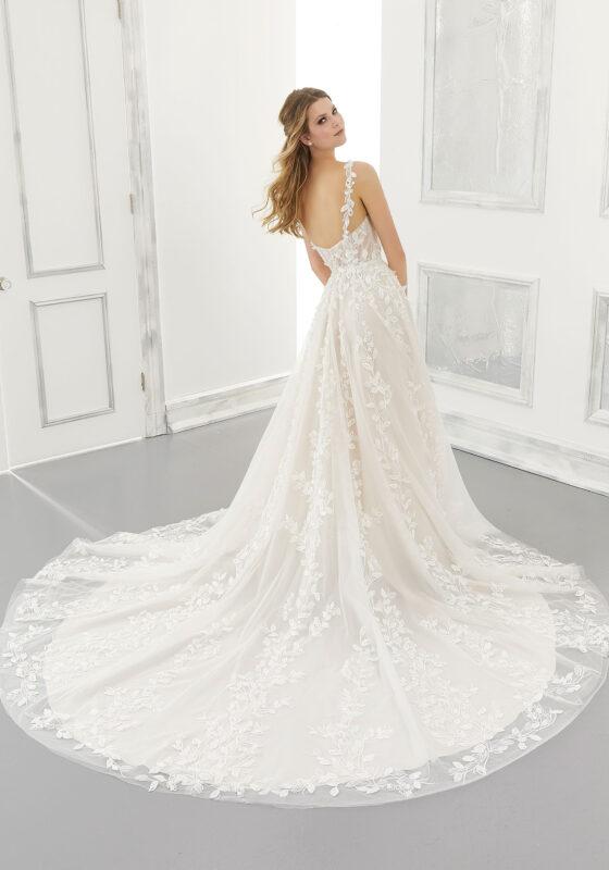 Bröllopsklänningar och brudklänningar |  Moril