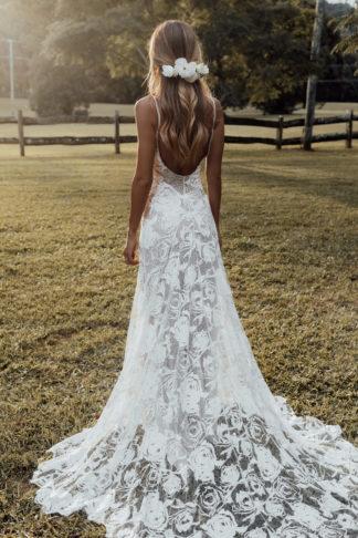 Köp bröllopsklänningar |  Spetsbröllopsklänningar |  Grace Loves La