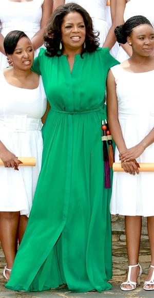 Oprah Winfrey Archives - Kändisstil och modetåg