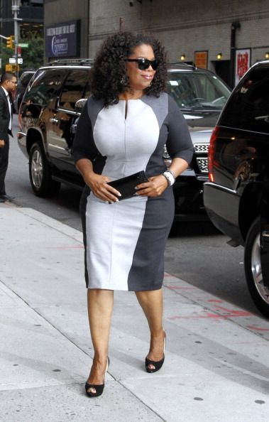 kläder i plusstorlek för en begravning 50+ bästa kläder |  Oprah Winfrey .