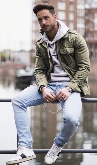 Topp 5 bästa jackor för män (hur man bär och var man kan köpa)    Häftigt .