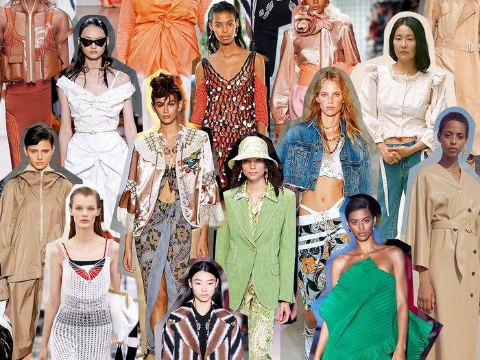 Se och handla de 7 bästa modetrenderna för våren 2019  Vem vad vi