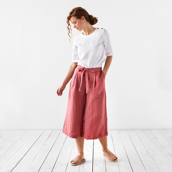 Linne kläder för kvinnor    MagicLin