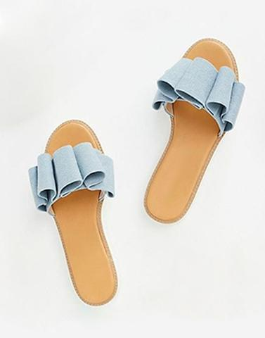Platta sandaler för tjejer - Köp Flat & sandaler för kvinnor online i Indien.