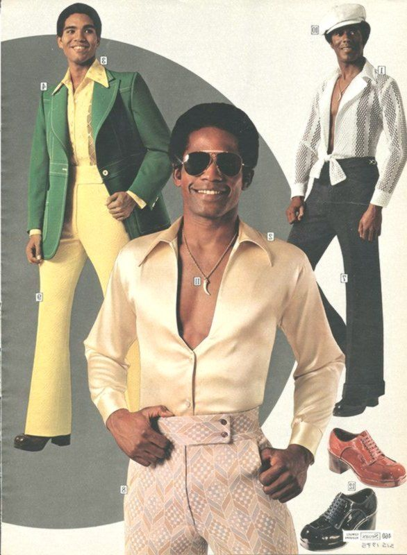 25 sämsta 70-talets Vogue-utvecklingar som alla hade på sig # 70sfashion.