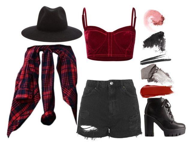 Scarlet Witch Inspired Outfit |  Outfit inspirationer, kläder.