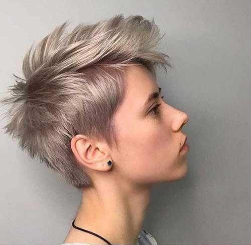 Pin på Kort frisyr