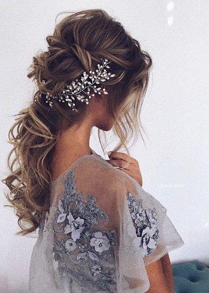 Bröllopsfrisyrinspiration - Ulyana Aster - MODbröllop.