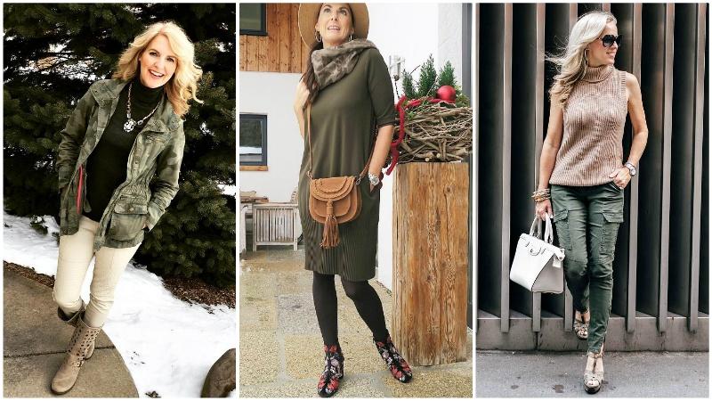 20 bästa höstkläder för kvinnor över 60 år - Fall Dressing Ide