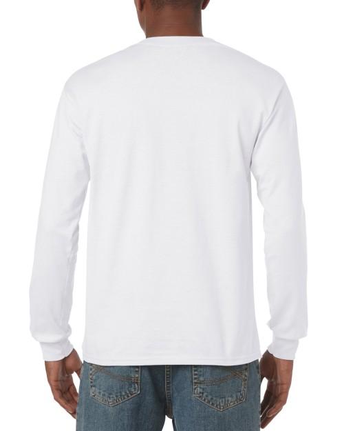Anpassad tryckt vuxen långärmad T-shirt Gildan 5400 - T-shirt.