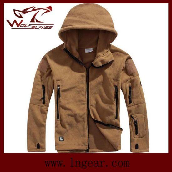 China Winter Coldproof Fleece Jacket Outdoor Windproof Jackor.