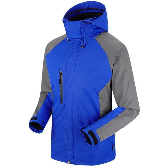 Herr vattentäta vindtäta jackor Sportswear Softshell Jacket.