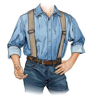 Perry Original Y-back-hängslen för män    Duluth Trading Compa