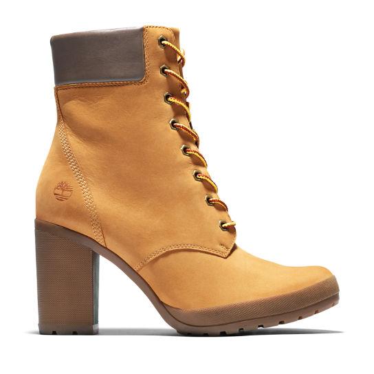 Kvinnor Camdale Chunky Heel Boots |  Timberland US Sto