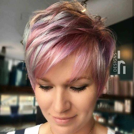 Bästa korta pixie klippta frisyrer 2019 - Sida 6 av 20 - Fashi
