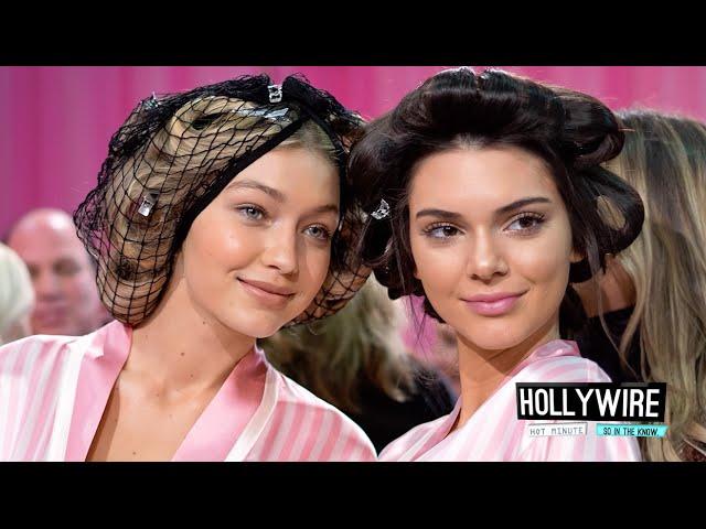 Topp 10 sötaste Kendall Jenner & Gigi Hadid BFF Moments!     Hollywire.