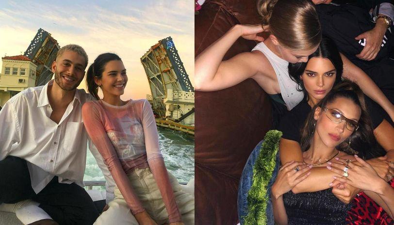 Kendall Jenners mest bedårande bilder med Gigi Hadid, Bella.
