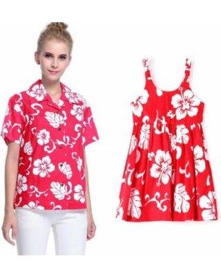 röd hawaiisk skjorta med vita skinny jeans