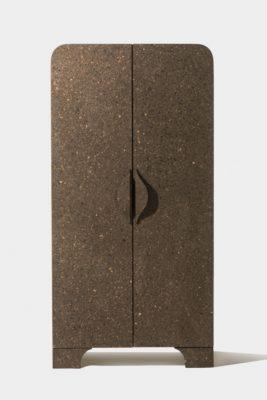 Sobreiro möbelkollektion består nästan helt av kork.