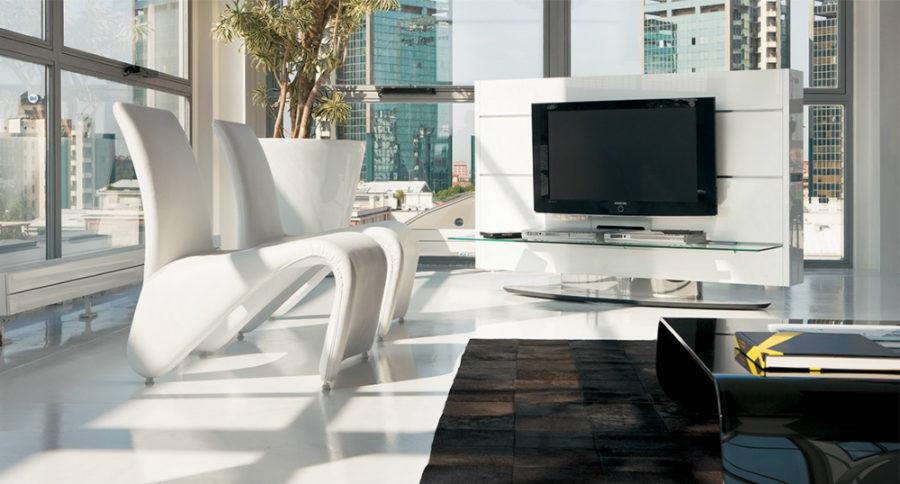 44 moderna TV-stativdesigner för Ultimate Home Entertainment