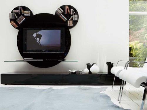 Samtida-Round-Black-White-TV-Stands-by-Pacini-Cappellini.jpg.