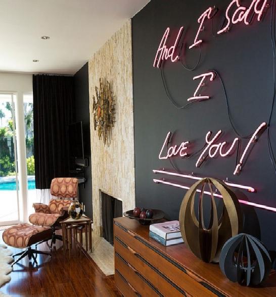 De coolaste neonskyltarna för ditt hem - The Cutene
