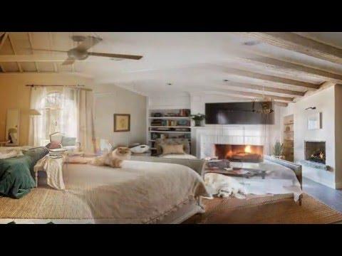 Super mysiga och bekväma sovrum med öppen spis - YouTu