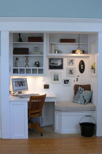 VIMMAR: Min bloggplats    Hem, Kreativt hem, Hem de