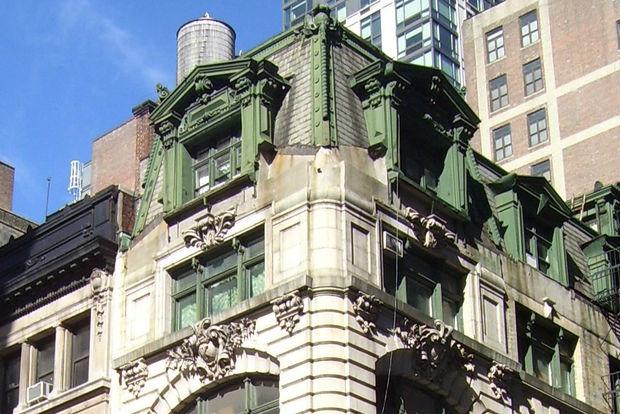 40-vånings torn planerat för Fifth Avenue skulle ersätta århundradet.