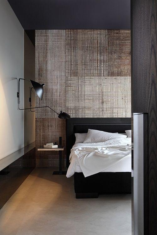 53 iögonfallande texturerade accentväggar för varje utrymme |  Modernt.