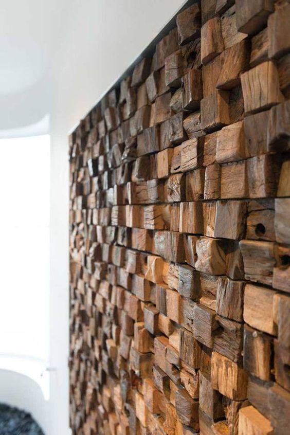 53 iögonfallande texturerade accentväggar för varje utrymme |  Interiör .