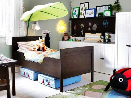21 söta IKEA Sundvik-sängar och spjälsängsidéer att prova - DigsDigs |  Ikea.