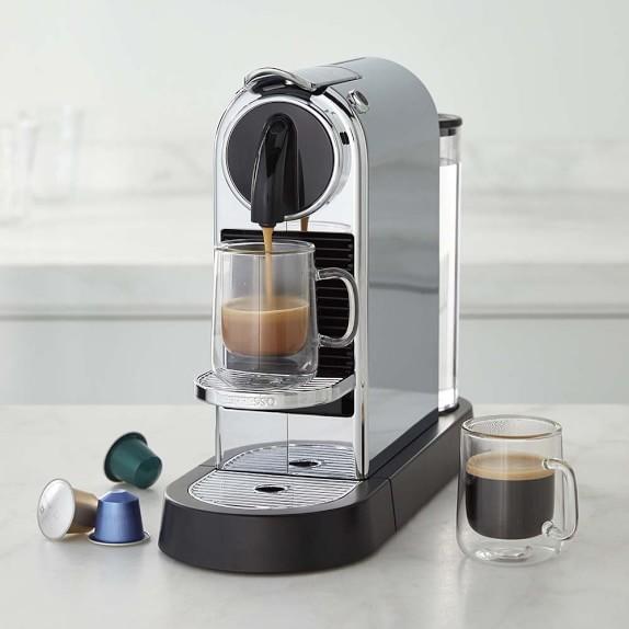 Nespresso Citiz Espressomaskin från De'Longhi |  Williams Sono