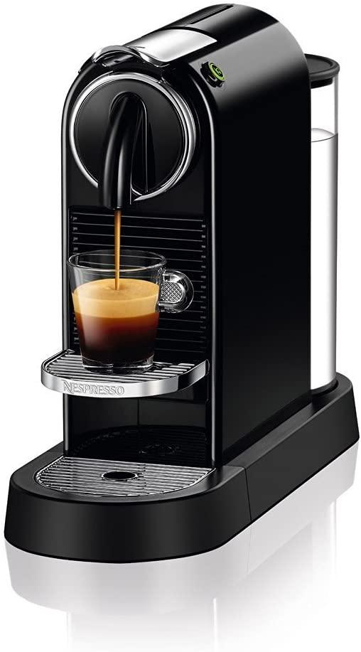 Amazon.com: Nespresso CitiZ Espressomaskin, svart (utgår.
